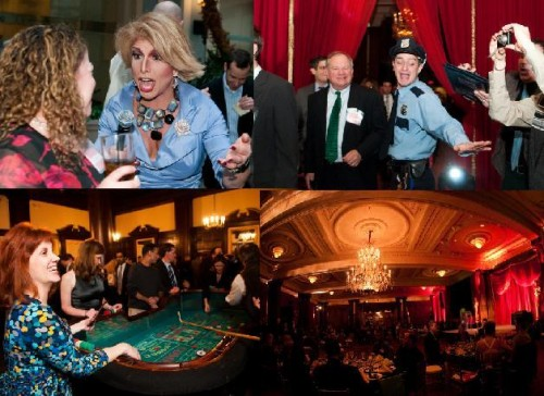 Hollywood Corporate Party: Roberts Event Group: Joan Rivers: Paparazzi: Hollywood Event Entertainment