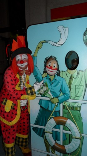 Clowning around at the Please Touch Museum with REG: Clown Entertainment: Please Touch Museum Entertainment: Event Entertainment: Roberts Event Group