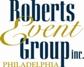 Roberts Event Group Logo: Roberts Event Group: Roberts Event Group Philadelphia: Roberts Event Group News