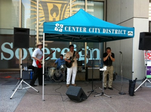 The Randy Lippincott Band: Roberts Event Group: Musical Entertainment: The Randy Lippincott Band Musical Entertainment: Lunchtime Concert Series