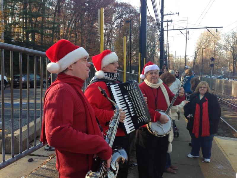 Santa Event: Santa Express: Santa Music: Christmas Music: Christmas Entertainment: Santa: Christmas