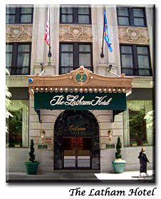 The Latham Hotel: Latham: Latham Hotel: Philadelphia Hotel: Latham Philadelphia: Latham Hotel Philadelphia: Rittenhouse Square: Rittenhouse Square Hotel: Front Latham Hotel: Latham Front: Venue
