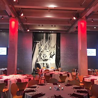 Andy Warhol Museum Event Management