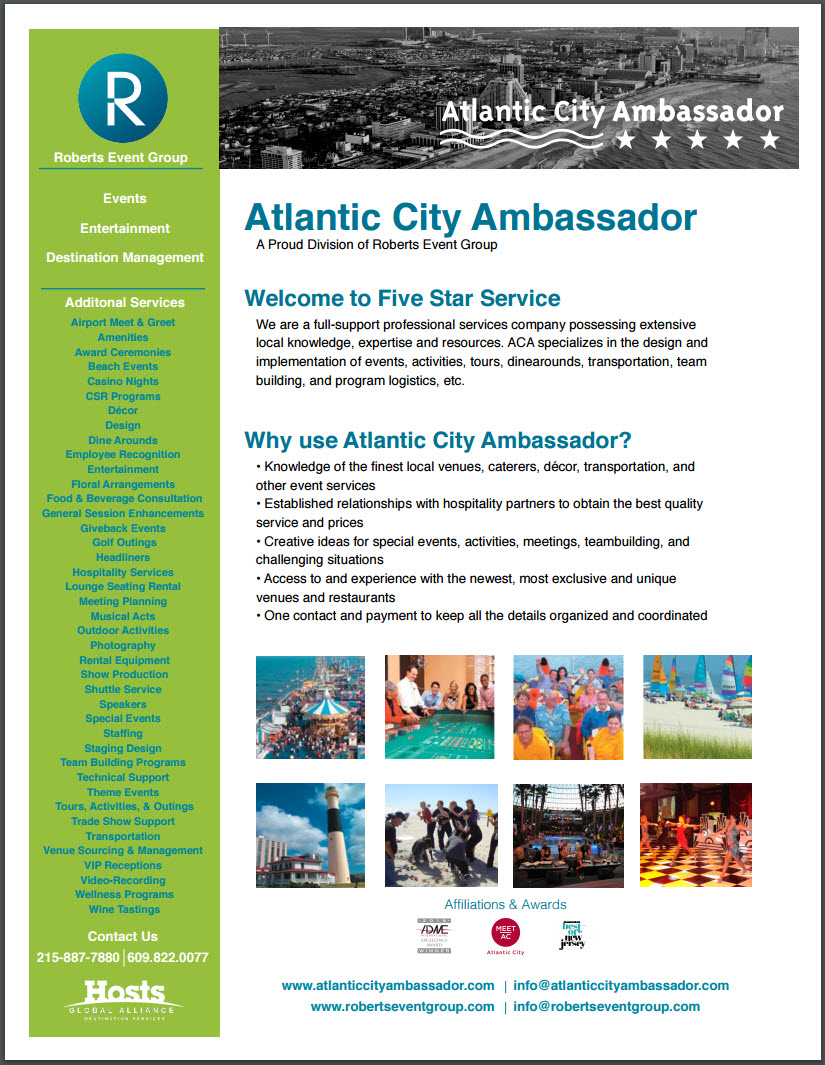 Atlantic City Ambassador